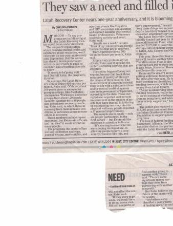 Lewiston Tribune June 17 2016
