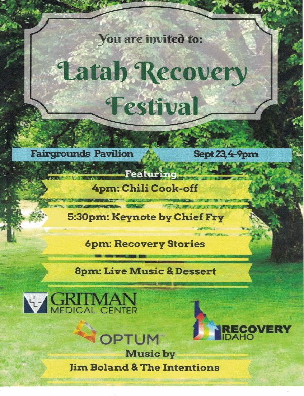 Latah Recovery Festival 2017